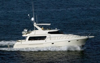 58 Feet Pilothouse Yacht