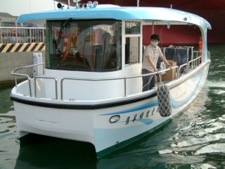 Eco Ships - Solar Powered Passenger Boat
