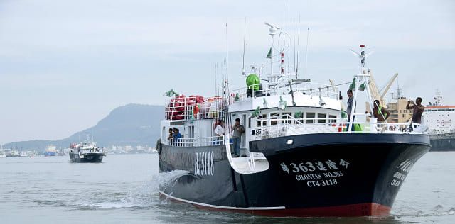 Image gallery longliner boat for Tuna fishing boat